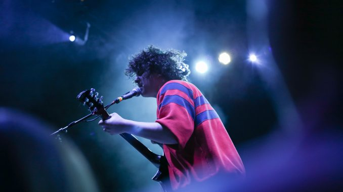 The Districts, from Lititz, Pennsylvania, played a show at Union Transfer, an R5 Productions all-ages venue on Feb. 14. | Jenny Kerrigan TTN