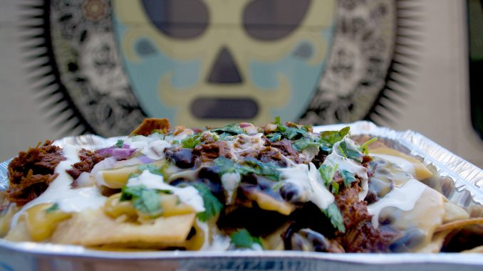 El Guaco Loco's menu features various Mexican food like tacos, nachos and tacos mixtos, which are popular among customers. | Khanya Brann TTN