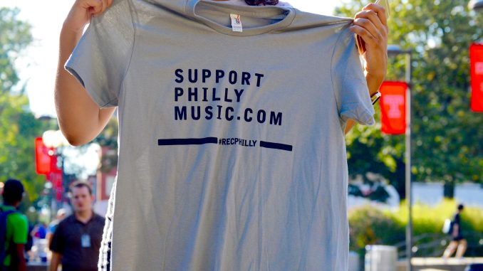 RECPhilly organizes shows and provides equipment for local musicians.   Daniela Ayuso TTN