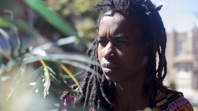 Camae Ayewa runs ROCKERS!, a monthly showcase for diversity in the arts. | Jenny Kerrigan TTN