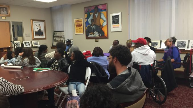 "A memorial was held at Temple's Charles L. Blockson Afro-American Collection for civil rights activist Melvin ""Mel"" Dorn Shamlin, who died last year. 