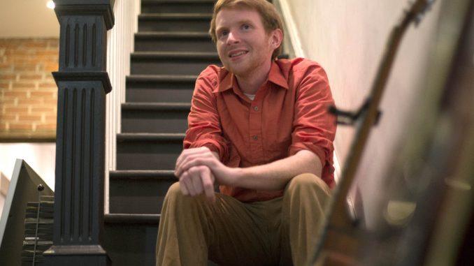 Alumnus Matt Kerr founded Beyond the Bars, a nonprofit that brings music to Philadelphia Industrial Correctional Center.   Jenny Kerrigan TTN